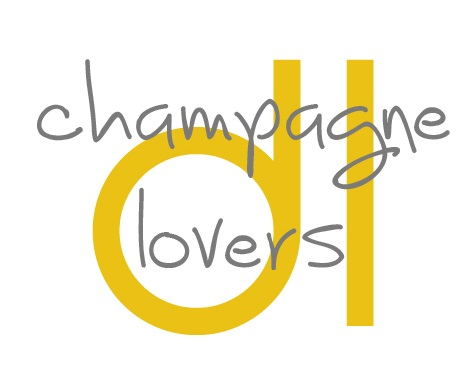 logo champagne lovers